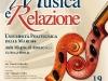 Consultorio Familiare diocesano Ancona - Manifesto per serata concerto Musica&relazione