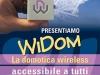 WiDom - Poster per uso fieristico