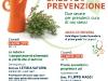 Farmacia degli Angeli di Rosora (An) - Locandina per incontro su Salute e Prevenzione - aprile 2019