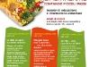Farmacia degli Angeli - Locandina per incontri su Salute e Alimentazione